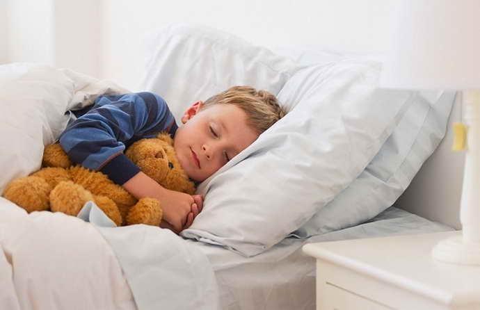 как лечится нарушение сна у детей