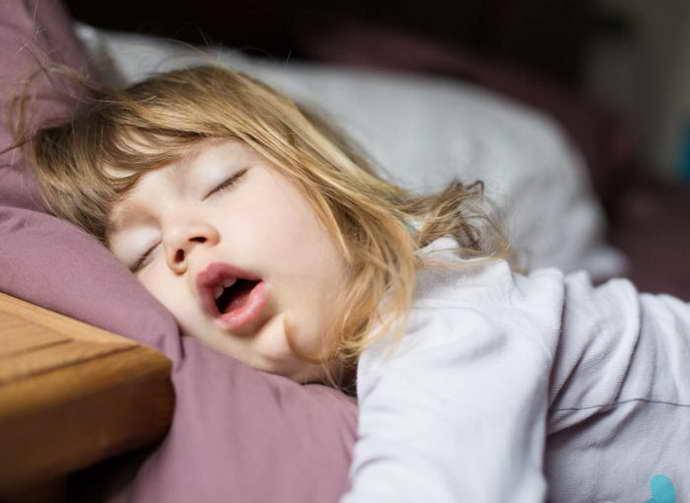 Говорение во сне у ребенка