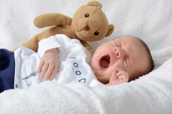 нарушение сна у детей до годика