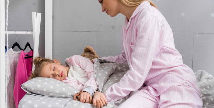 Нарушение сна у детей: причины и лечение