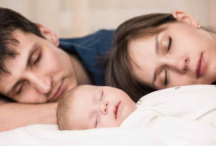 нарушение сна у грудничков из-за возраста