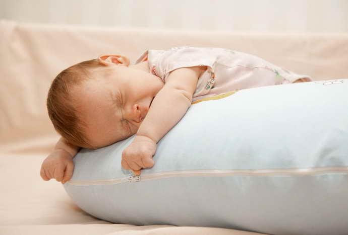 Продолжительный дневной сон у грудничков