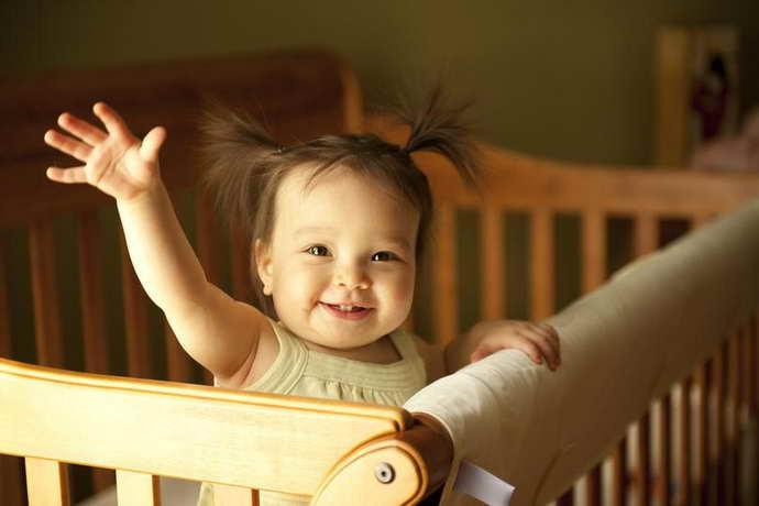 что делать если ребенок просыпается рано утром