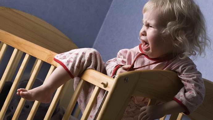 Проблемы со сном, когда ребенку больше года