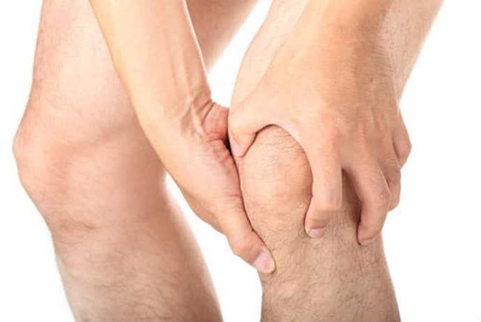 Как лечить онемевшее колено