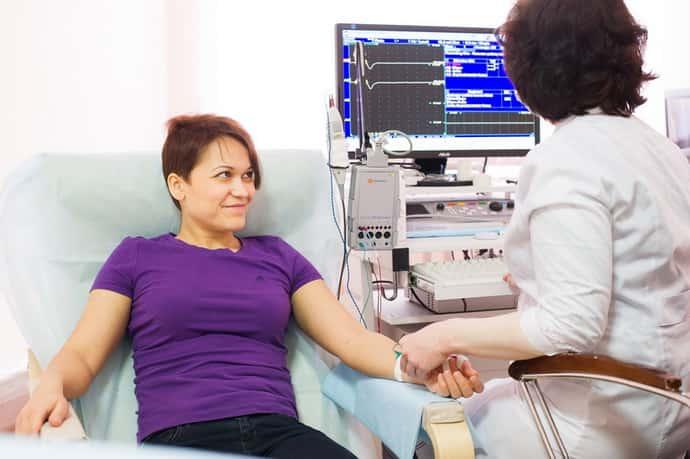 Обследования при онемении рук