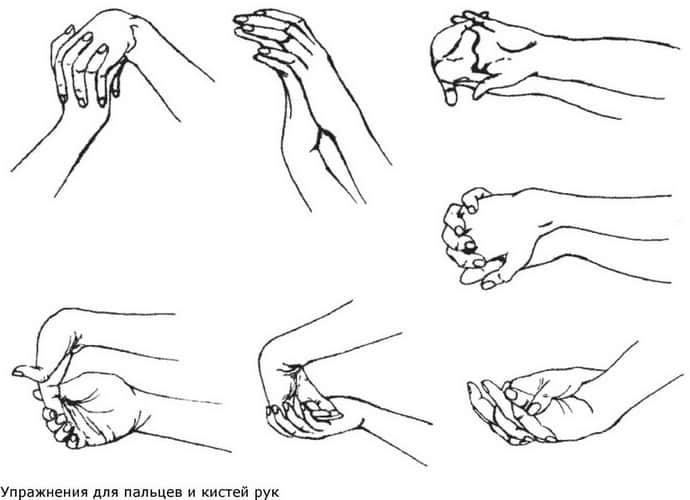 Что делать, если онемел мизинец на левой руке