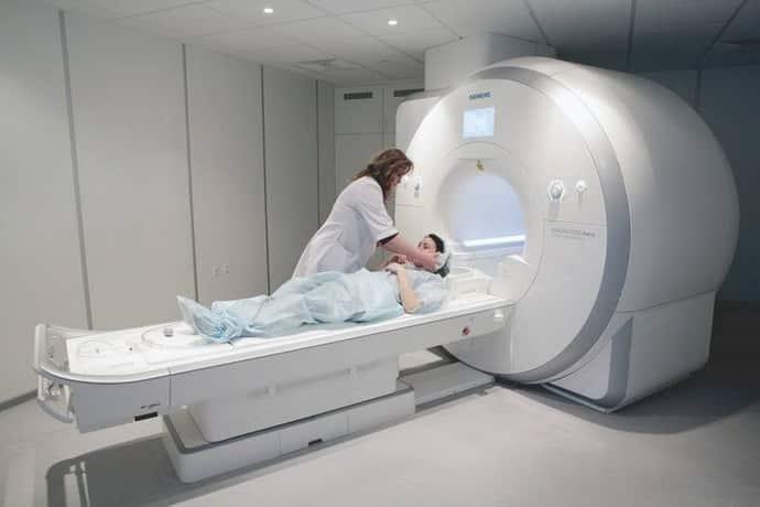 МРТ если немеет мизинец на левой руке