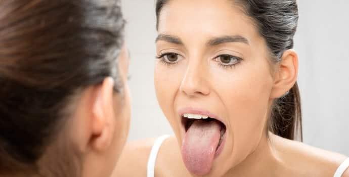 Онемение языка причины и лечение
