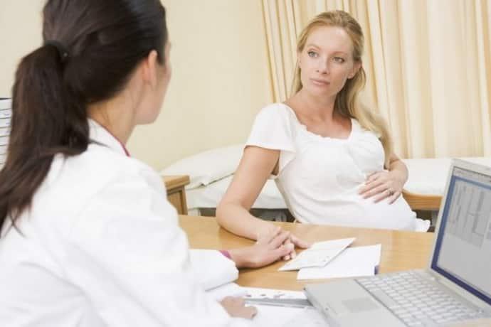 немеют руки при беременности