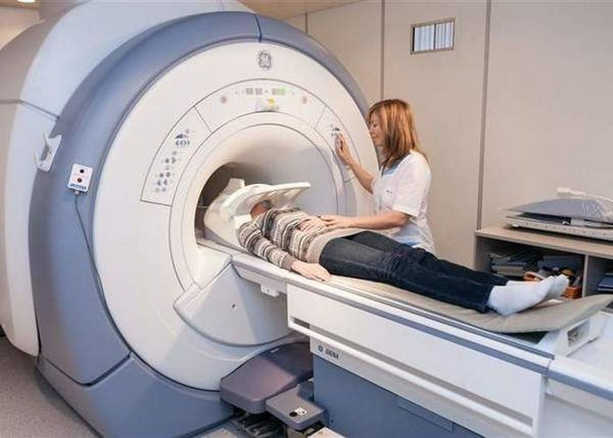 МРТ при нервном тике