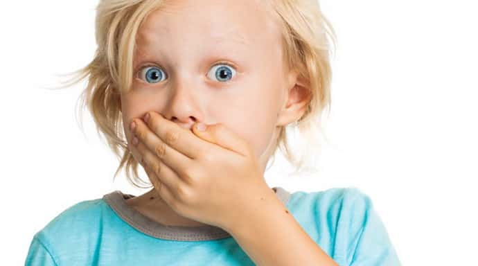 Виды нервного тика у ребенка