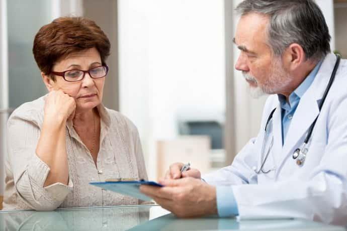 Консультация у врача при невралгии шейного отдела
