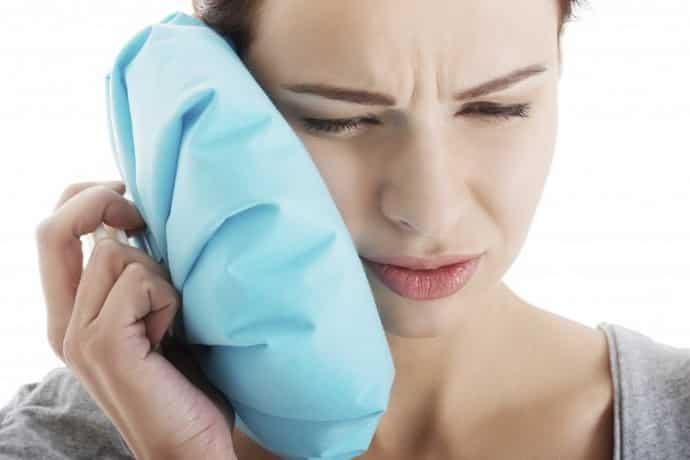 Как лечить невралгию тройничного нерва сухим теплом