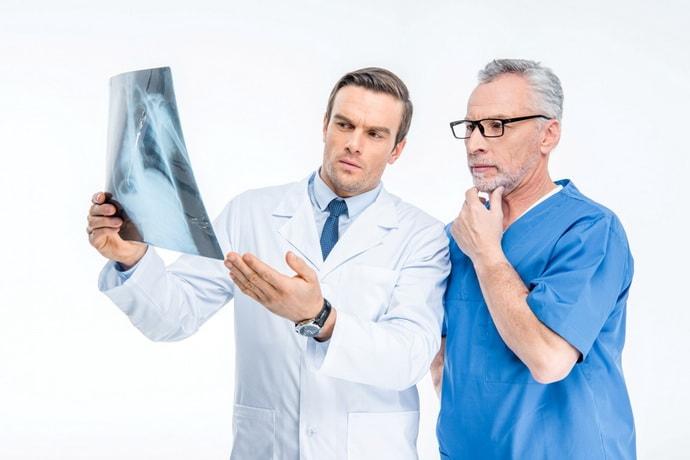 Диагностика при онемении