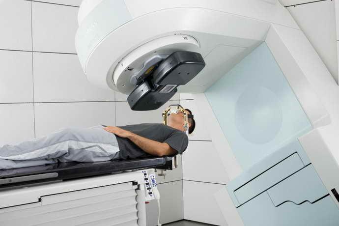 как лечится лучевой терапией невринома слухового нерва
