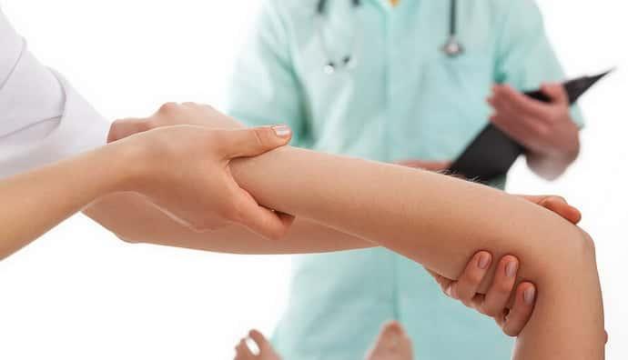 Консультация у врача при невропатии локтевого нерва