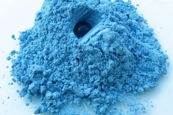 Синяя глина при лечении невропатии