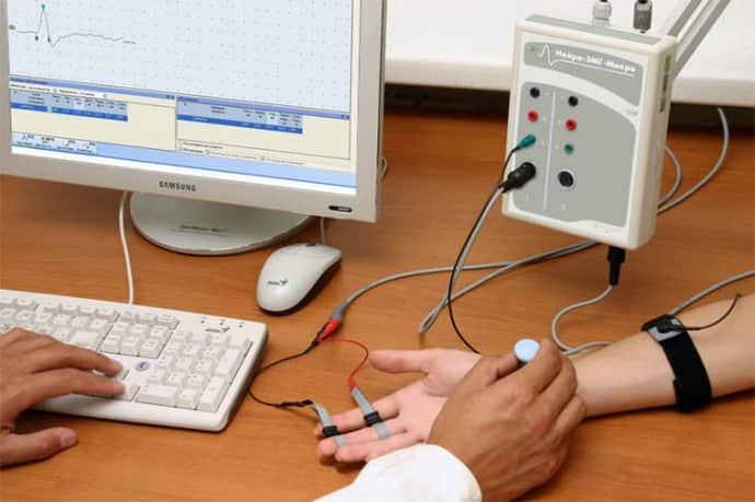 Диагностика при невропатии срединного нерва