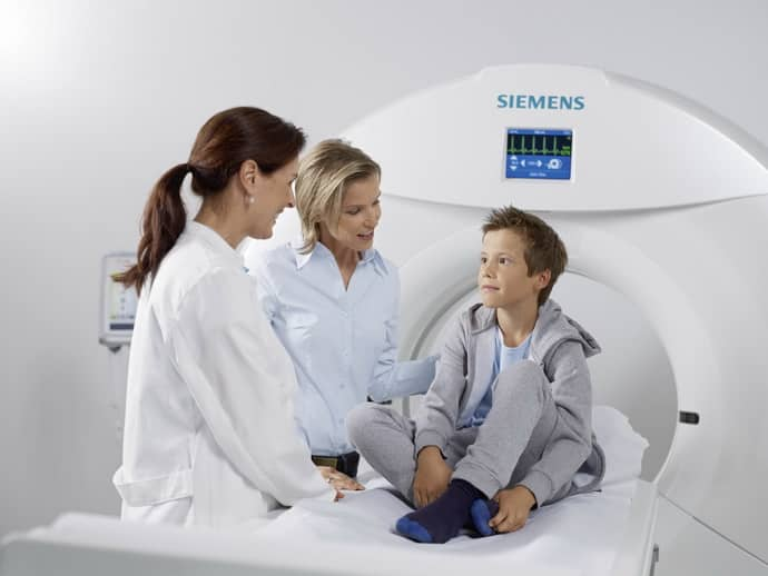 МРТ при заикании