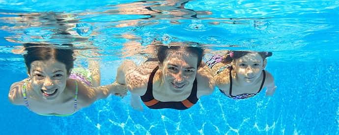 Плаванье при неврозе и всд