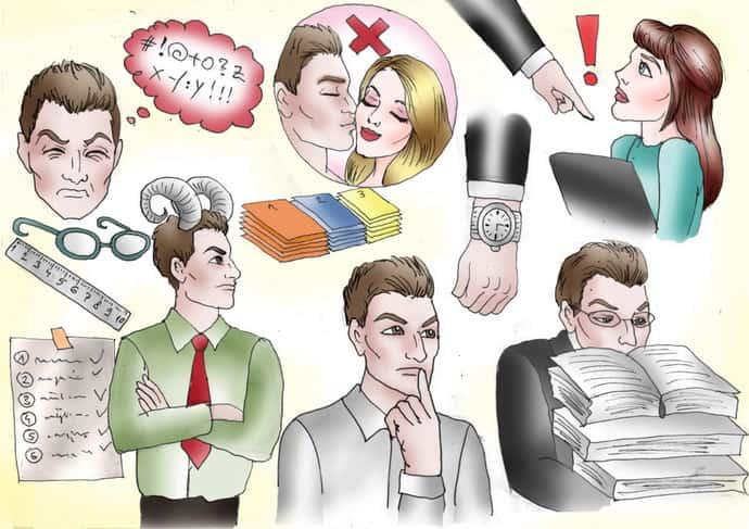 Тревожные мысли при обсессивно компульсивном расстройстве