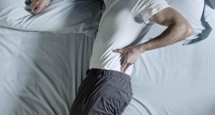 основные признаки остеохондроза