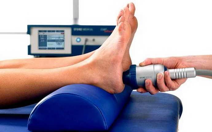 как лечить остеохондроз ног