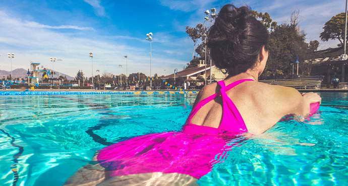 плавание при болях в ногах при остеохондрозе