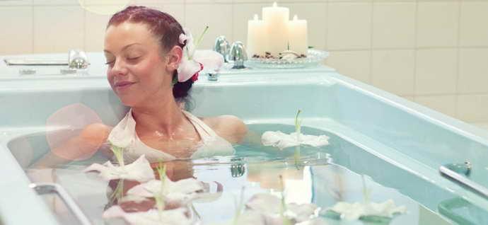 лечебные ванны в санатории при остеохондрозе