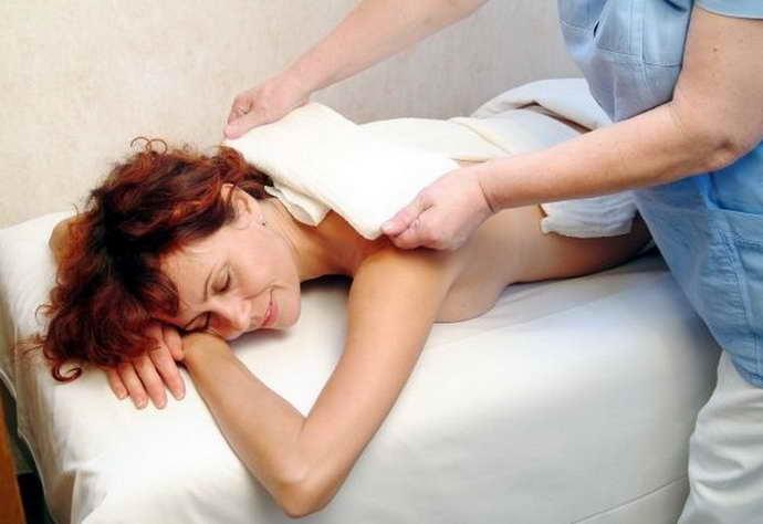 Народное лечение остеохондроза компрессы