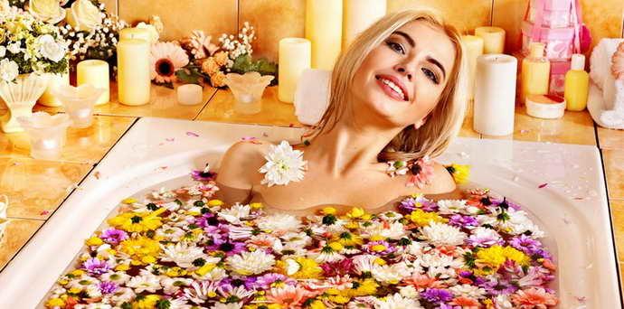 Народное лечение остеохондроза ванны