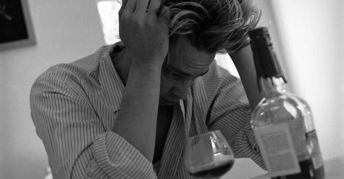 Паника и спиртное