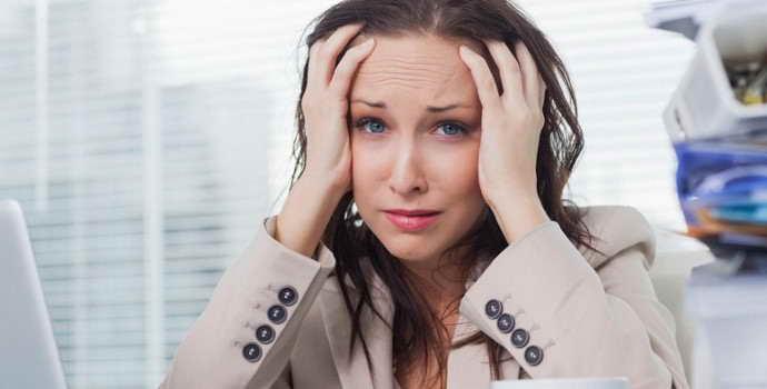 Как проявляются панические атаки при остеохондрозе