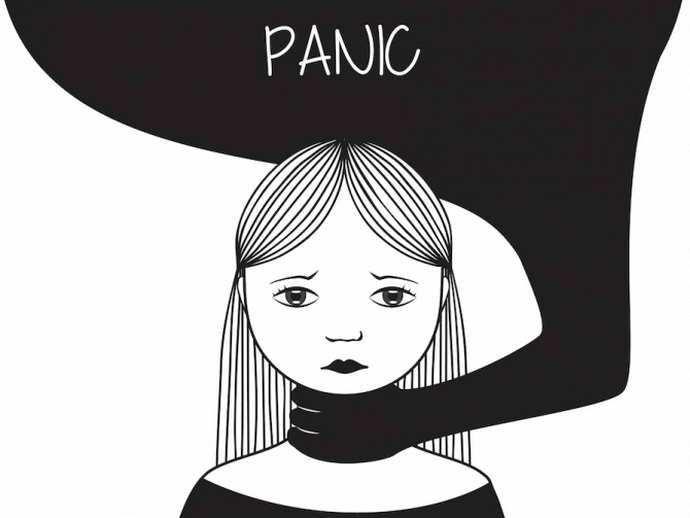 Как развиваются панические атаки