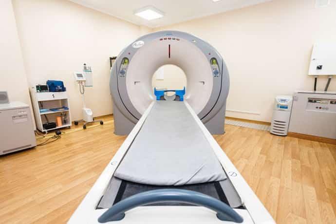 МРТ при парезе стопы