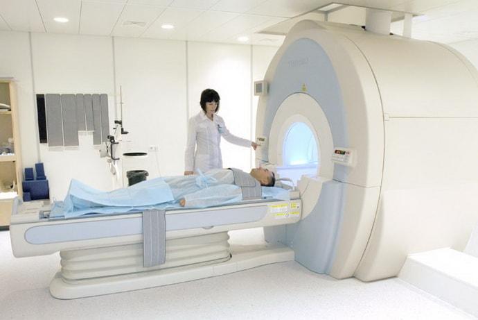 МРТ при параличе