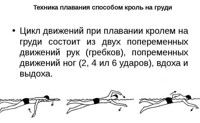 Кроль при плавании при грыже позвоночника