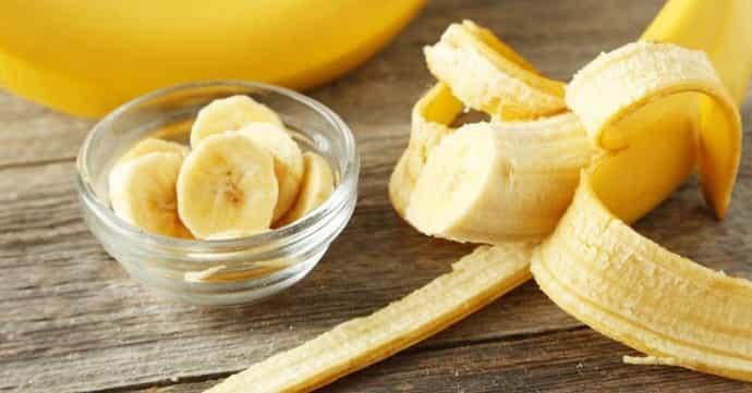 Бананы от похмелья