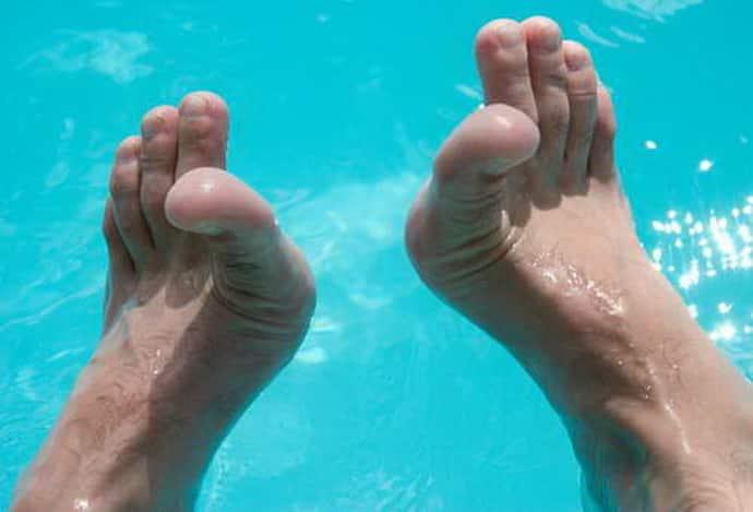 Причины онемения ног