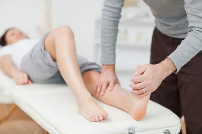 Как проявляется полинейропатия нижних конечностей