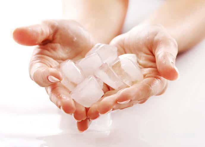 Массаж со льдом при постгерпетической невралгии