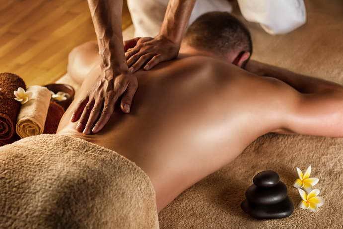 массаж при грыже позвоночника если немеет правая нога