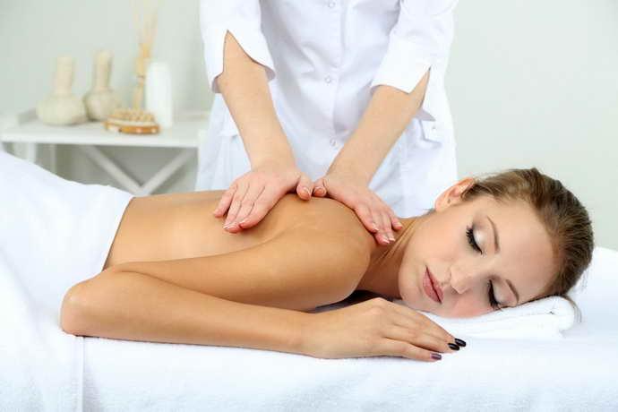 массаж при грыже позвоночника в санатории