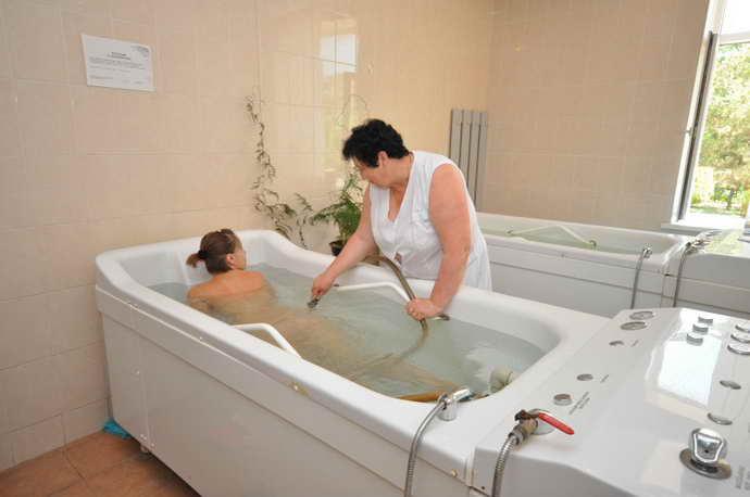 как проходит лечение грыжи позвоночника в санатории