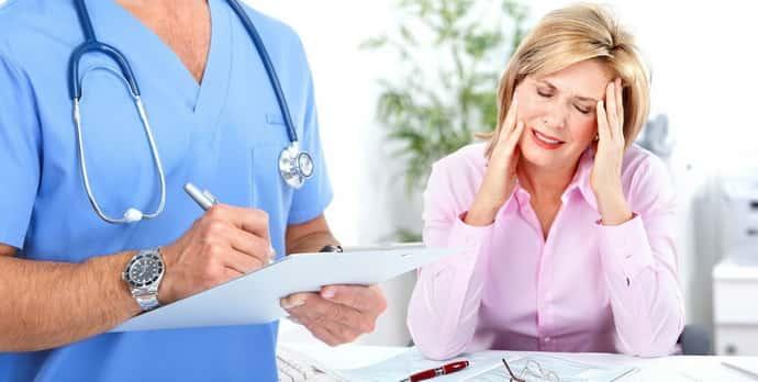 Консультация у невропатолога при афазии
