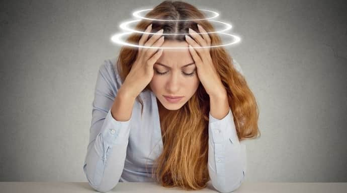 симптомы всд у женщин в стадии обострения