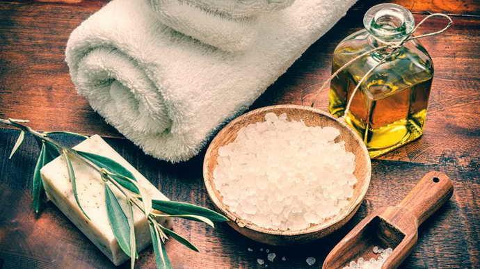Соль и масло при остеохондроза