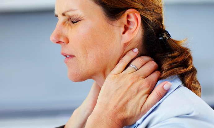 остеохондроз шеи симптомы