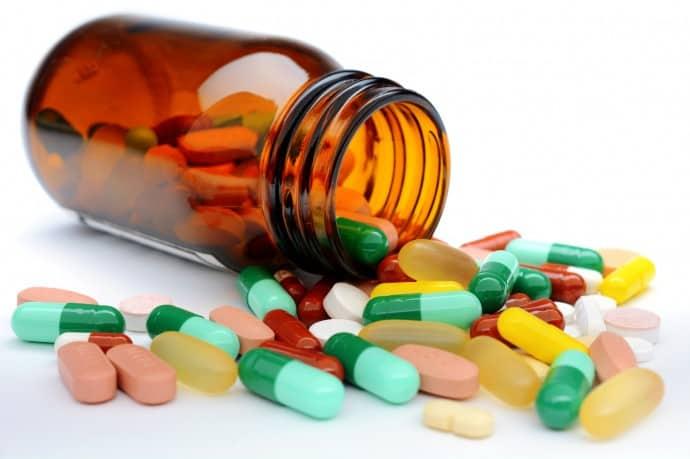 Таблетки при судорогах
